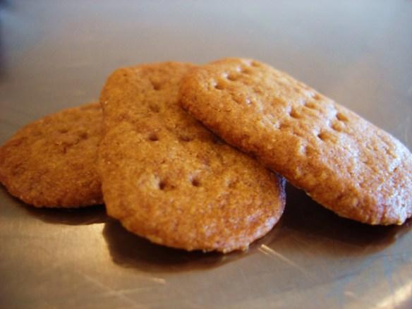 photo gluten-free graham crackers