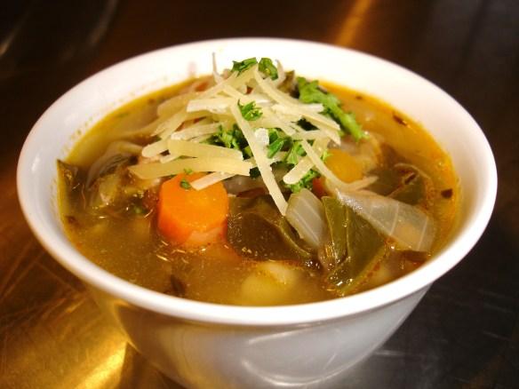 photo white bean chard emmer farro soup