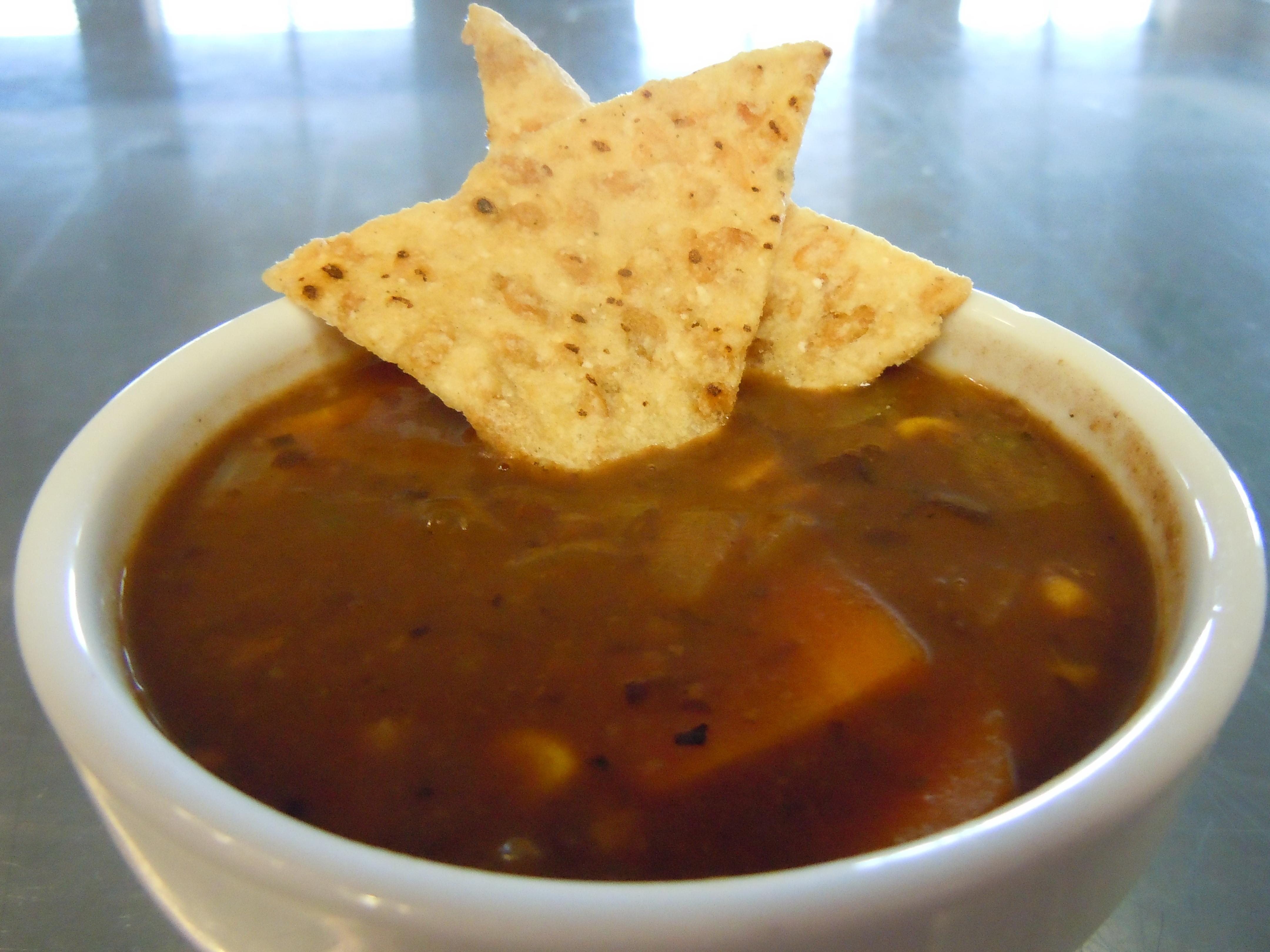 Black Bean Vegetable Soup Photo © 2010 Sassy Sampler