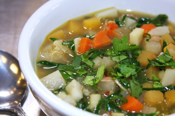 Root Vegetable Soup © 2013 Community Food Co-op