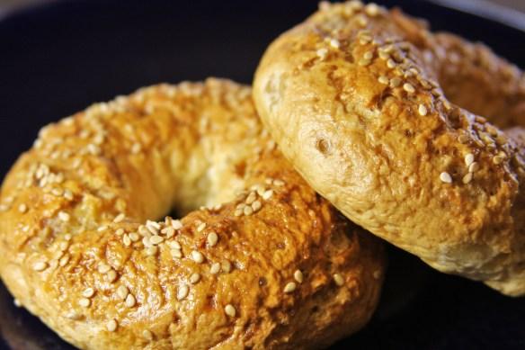 Gluten-free Bagels © 2013 Sassy Sampler